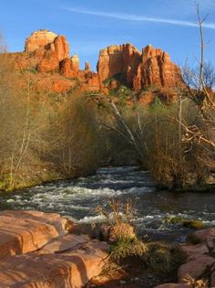 Red Rock State Park, Sedona, Arizona. Best swimming hole in the west!