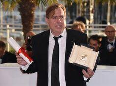 Prix d'interprétation masculine : Timothy Spall pour Mr. Turner #Cannes2014 (photo : Ian Gavan/Getty Images Europe)