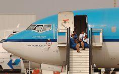 PH-BPB, B737-400, KLM