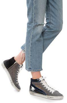 4f46e6c47dab64 Basket Golden Goose GGDB Slide Sneakers Femme Online Soldes