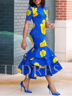 African women fashion dress/ African prints long dress/African women wedding outfit/ Ankara dress/Af - All About African Party Dresses, African Print Dresses, African Print Fashion, Africa Fashion, African Fashion Dresses, Fashion Prints, African Prints, Ankara Fashion, African Dress Styles
