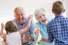 A gift for grandparents with love and care for your grandma and grandpa. Giving your grandparents a happy lifestyle by healthy time, hair care and haircut services. Visit: Haircutsonwheels.ca