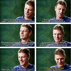Sean Bean from Lord and the Rings. Lotr Cast, Concerning Hobbits, Sean Bean, Into The West, Fandoms, Jrr Tolkien, Lord Of The Rings, Middle Earth, Tumblr Funny