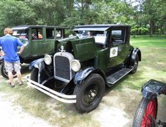 1926 Dodge coupe