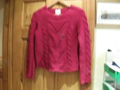 Lady's red jumper size 10 (New Look) | eBay