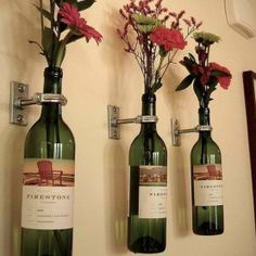 garrafas de vinho!