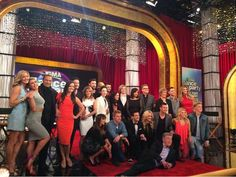 Dancing with the Stars 2014 entire cast season 18