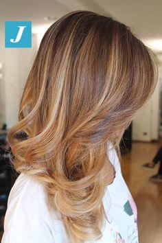 Degradé Joelle Summer Shades - Honey touch! #cdj #degradejoelle #tagliopuntearia #degradé #igers #naturalshades #hair #hairstyle #haircolour #haircut #longhair #ootd #hairfashion