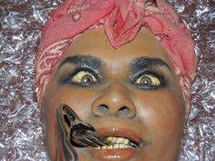 Rick Morton Mask