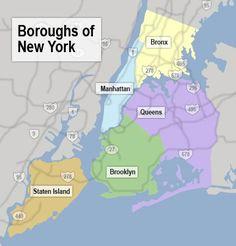 Divisão da Cidade de Nova York
