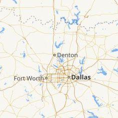 Dallas Tx Weather And Radar Map