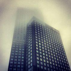 Maastoren | Rotterdam | Deloitte | Vandaag aan het werk in een wolkenkrabber | Photo by barbaravisser