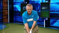 #Golf TIP: Four drills to help you make better contact and improve your distance control with your wedges.