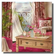 Room with vew Decor, Interior Design, Curtains, Home, Interior, Home Decor, Room