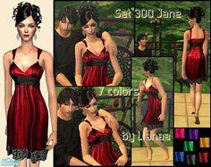 Set 300 Jane by Lianaa