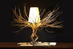 Lamp of roots