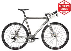 Ridley X-Ride Disc  http://www.bicycling.com/bikes-gear/reviews/buyers-guide-best-cyclocross-bikes/ridley-x-ride-disc