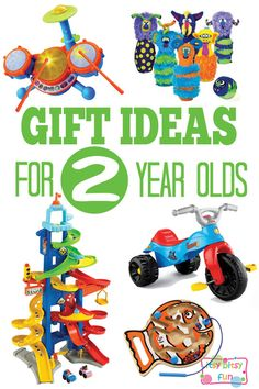 gifts for 2 year olds - 2 Year Old Christmas Ideas