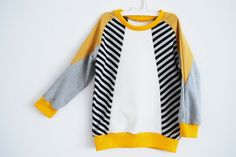 geometric sweater child AW14CHSW09 | NEW | SLOPPOP YEAH { kidswear, home and gifts}