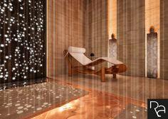 Private Spa_Interior Design_Rendering_View 12