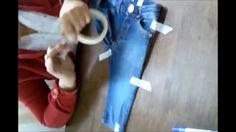 Vídeo aula 8 - Parte 1/3 - Como tirar molde de roupa pronta.