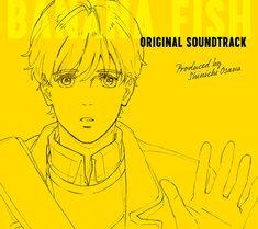 MUSIC | TVアニメ「BANANA FISH」公式サイト Old Anime, Anime Manga, Anime Guys, Mystic Messenger, Fish Wallpaper, Art Folder, Manga Artist, Fish Art, Boy Art