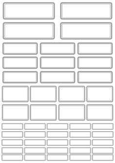 Labels Grey - Freebie In The Pocket Design