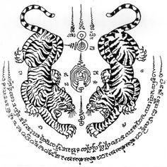 tatuajes-tailandeses-tigres-simbolos