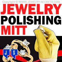 ►► JEWELRY POLISHING MITT ►► Jewelry Secrets