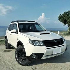 white subaru forester custom - Yahoo Image Search Results