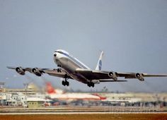 FlightAware Aviation Photos: Boeing (quad-jet), takeoff at KMIA Boeing 707, International Airlines, Jumbo Jet, Pan Am, Civil Aviation, Air Travel, Aircraft, Airplanes, American