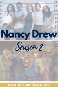 NANCY DREW SEASON 2 | If you're a fan of the CW fantasy, mystery, horror, drama Nancy Drew and you can't wait for the show to return on January 2021, this is for you. Check out our blog post on everything about Nancy Drew Season 2, starring the talented Kennedy McMann, Maddison Jaizani, Leah Lewis and more: news, cast, plot, spoilers, S1 Recap, trailer, promo, and more | #NancyDrew #DrewCrew #NancyDrewS2 #TheCW