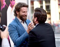 Pin for Later: A Few Important Bromances Blossomed at the War Dogs Premiere in NYC