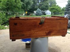27 Best Wood Ammo Crate Projects And Ideas Images Crates