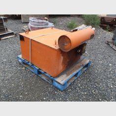 Eriez Magnetic Separator supplier worldwide - Used Eriez SE 7330 belt magnet for sale - #SavonaEquipment #BeltMagnet