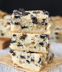Cookies and Cream Oreo Brownies