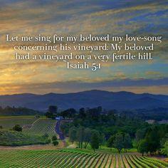 Isaiah 5:1