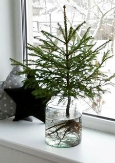 Easy And Simple Christmas Tree Decorations Christmas Crafts Christmas Decor Happy New Year Simple Christmas Tree Decorations, Christmas Tress, Scandinavian Christmas Decorations, Little Christmas Trees, Noel Christmas, Rustic Christmas, Nordic Christmas, Simple Christmas Crafts, Diy Christmas Tree Decorations