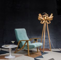 Heal's & 100 Years of Italian Interior Design - The Gilda Armchair was designed by Carlo Mollino in 1954, and has become an Italian design classic. Heal's are celebrating 100 years of great iconic Italian Interior/Furniture design