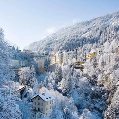 Where to go on holiday in March: 20 top destinations Affordable Hotels, Cheap Hotels, Best Hotels, Visit Austria, Austria Travel, Haus Hirt, Bad Gastein, Spa Hotel, Ska