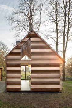 Recreation House Near Utrecht,© Stijn Poelstra