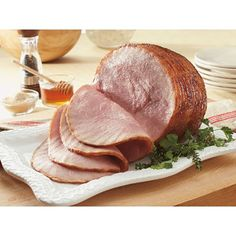 how to cook a hickory smoked ham in the oven