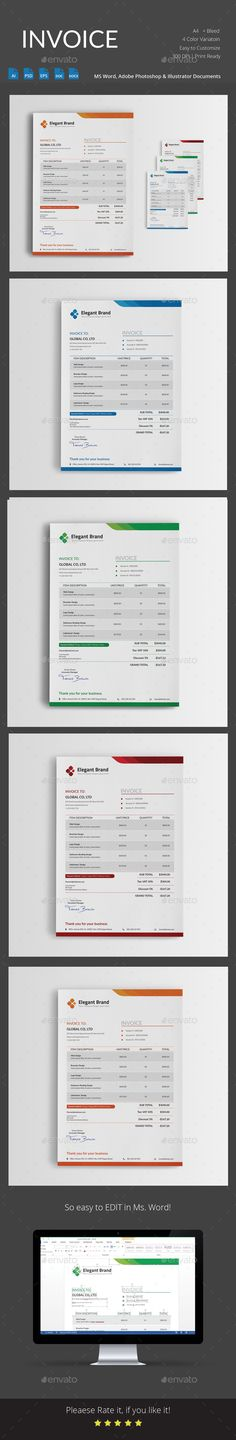 Clean Golf Tournament Proposal Proposals, Proposal templates and - proposal template microsoft word