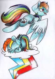 Dash by CutePencilCase.deviantart.com on @DeviantArt