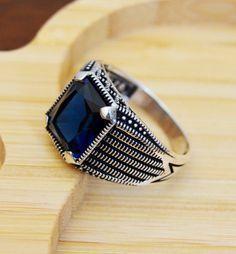 Unique Mens Rings, Rings For Men, Ring Bracelet, Bracelets, Ring Ring, Ring Armband, Silver Man, Ottoman, Jewelry Art