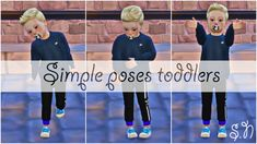 Poses toddler at Simsnema Sims 4 Photography, Photography Ideas, Toddler Poses, Sims 4 Toddler, Sims 4 Update, Sims 4 Cc Finds, Ts4 Cc, Sims 4 Mods, Sims Cc