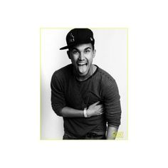 big time rush carlos pena ❤ liked on Polyvore