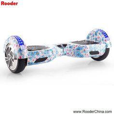 new graffiti flower hoverboard smart balance wheel taotao samsung battery bluetooth remote