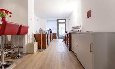 Arbeitsplätze in Ladenbüro in der Maxvorstadt #Büro, #Bürogemeinschaft, #Office, #Coworking, #München, #Munich
