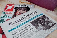 Geschenke für Frauen - Original Zeitung vom Tag der Geburt, Hochzeit - ein…